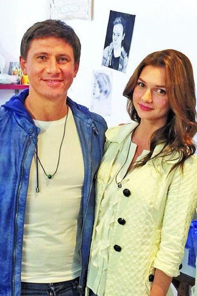 С Тимуром Батрутдиновым Канануха встречалась меньше года