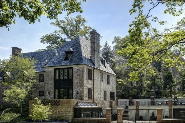 Новый дом семьи Барака Обамы