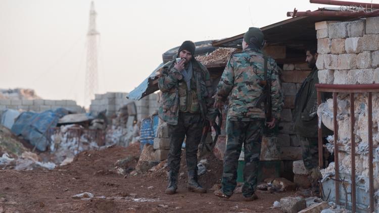 Войска САА в боях с ИГ отбили несколько поселений на востоке Алеппо