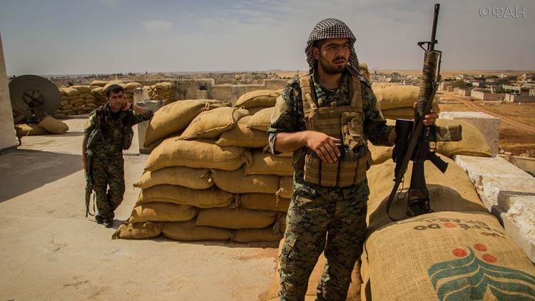 Напряженная обстановка на западе от Ракки сохраняется