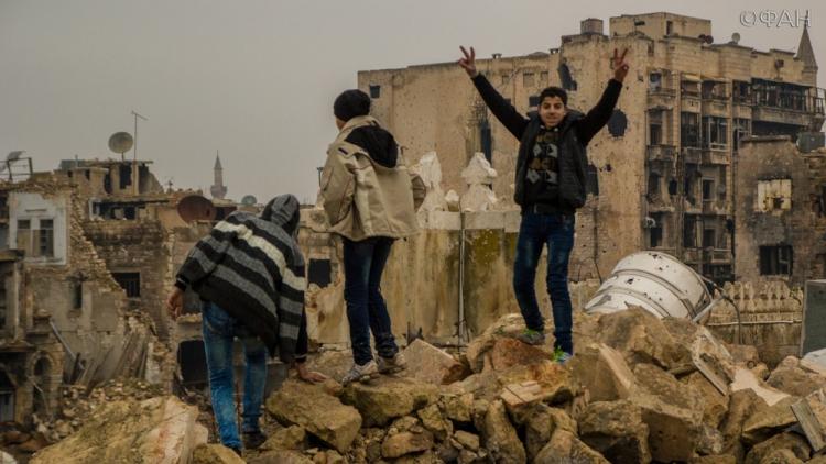 Сирия: в Алеппо возобновили движение электропоездов