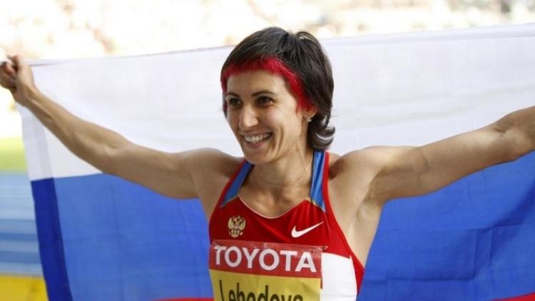 Лишенная медалей легкоатлетка Лебедева подаст апелляцию в CAS