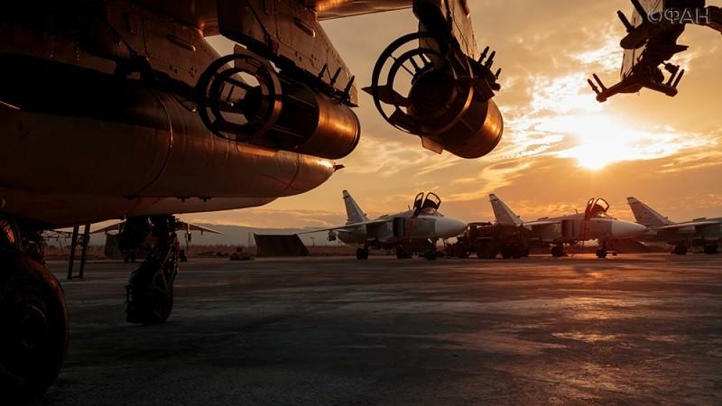 ВКС России поддержали наступление САА на позиции ИГ в Дейр эз-Зоре