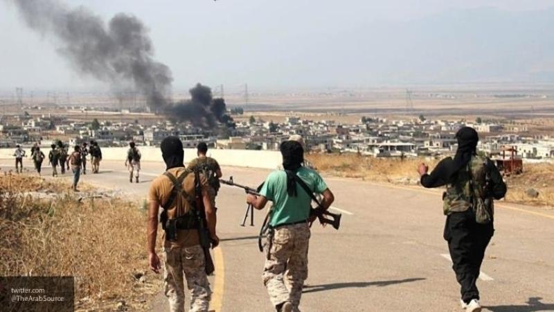 Боевики «Ахрар аш-Шам» открыли огонь по позициям САА на севере Латакии