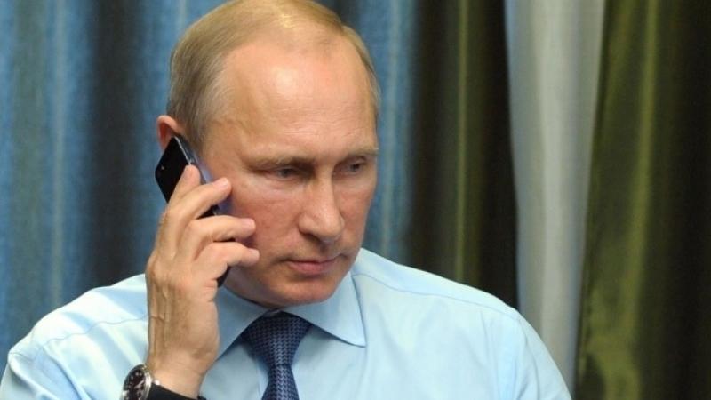 Стали известны первые детали телефонного разговора Путина и Трампа