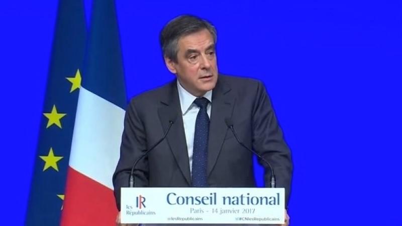 Фийон: Франция не будет вассалом США