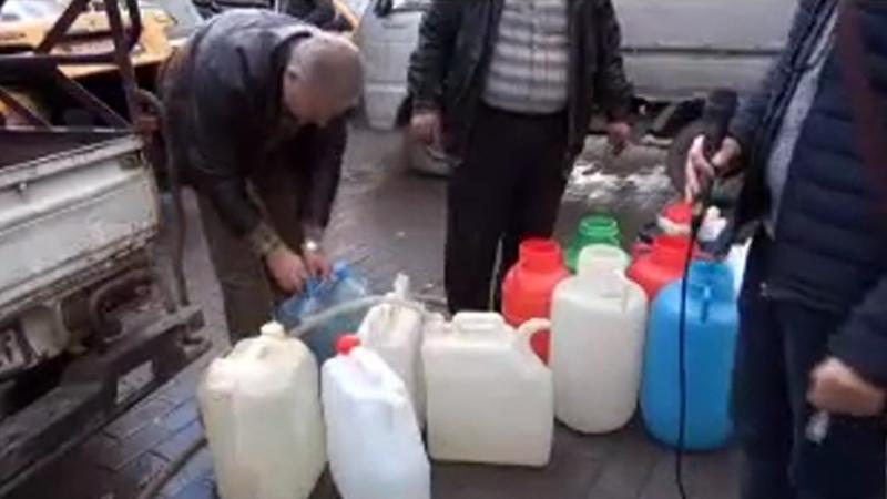 Сирия: инженеры САР обеспечат Дамаск чистой питьевой водой