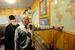 Патриарх встретился с полярниками в Доме дружбы