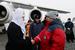 Делегация Русской православной церкви посетила российскую полярную станцию Беллинсгаузен, основанную 22 февраля 1968 года и названную в честь первооткрывателя Антарктиды Фаддея Беллинсгаузена