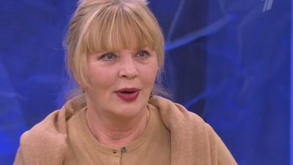 Марианна Вертинская, подруга семьи Шалевича