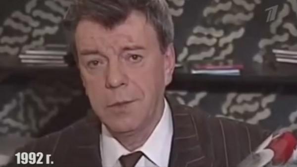 Архивное интервью Шалевича