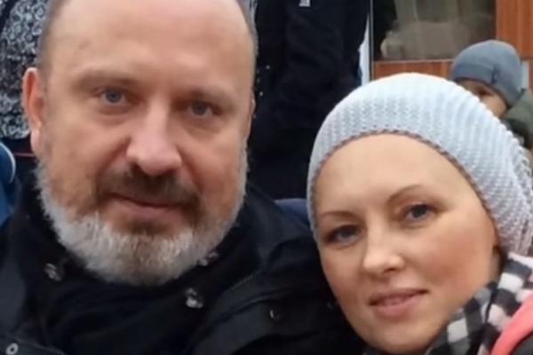 Александр Рыжих и Елена Ксенофонтова