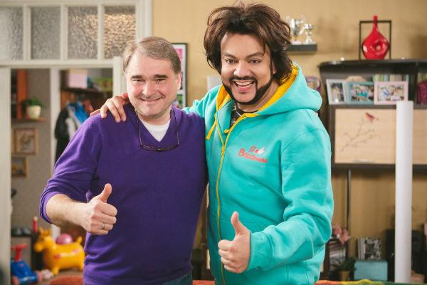 Филипп Киркоров остался доволен работой с командой сериала «Воронины»