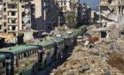 Россия хочет, чтобы Европа выделила миллиарды евро на восстановление сирийских городов, разрушенных авиацией РФ