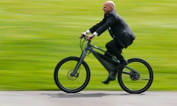 Электропривод может сделать велосипеды более популярным видом транспорта