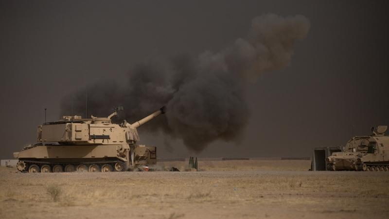«Левая рука» лидера ИГ уничтожен в Мосуле