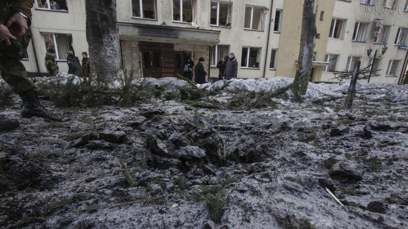Донбасс: в Макеевке детский сад и стоматология попали под обстрел ВСУ