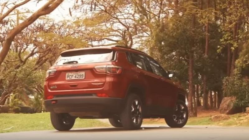 Новый внедорожник марки Jeep появится в России