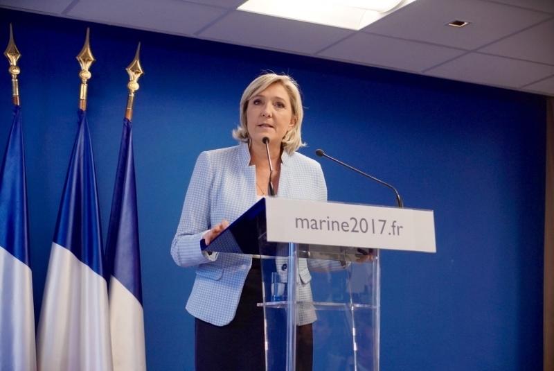 Марин Ле Пен поддержала иммиграционный указ Дональда Трампа