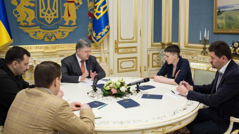 Пушков: Конфликт Савченко и миллиардера Порошенко был неизбежен