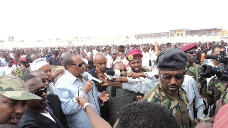 Гражданин США избран президентом Сомали