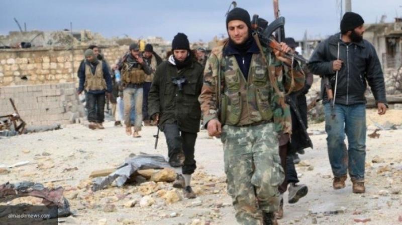 Боевики ССА захватили позиции ИГ на востоке провинции Эс-Сувейда