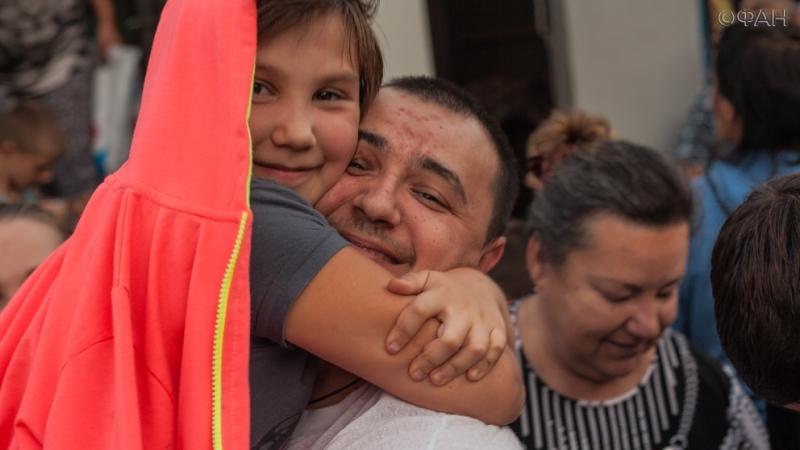 ЮНИСЕФ: более миллиона детей в Донбассе нуждаются в гуманитарной помощи