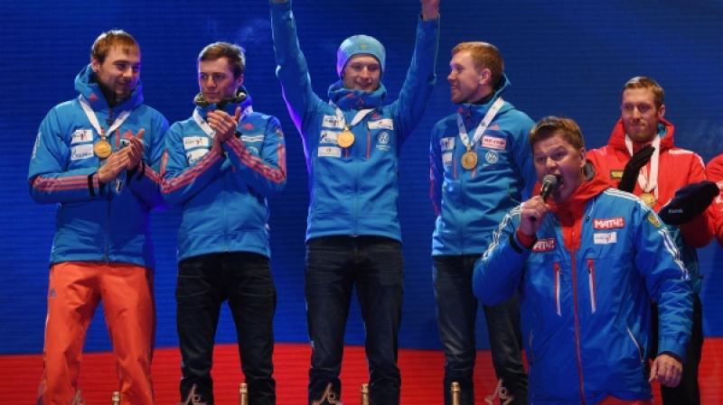 Организаторы ЧМ по биатлону извинились за ошибку с гимном РФ и обещают наказать виновных