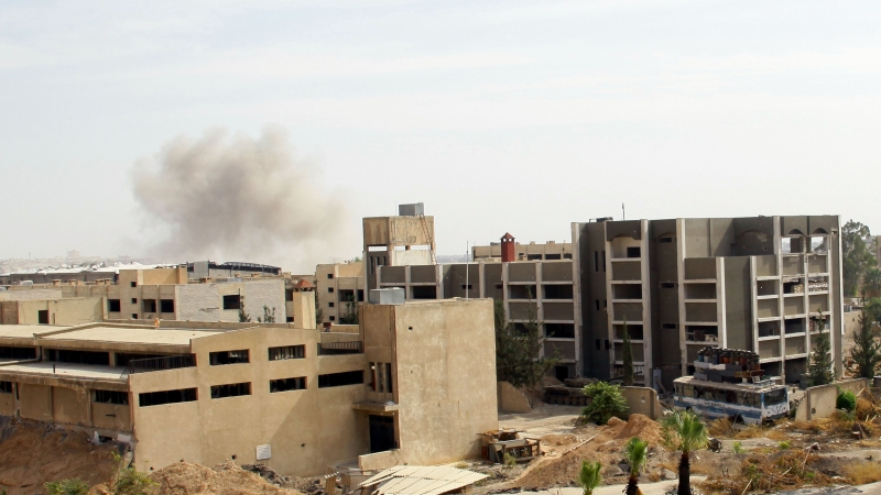 Ребенок погиб в результате атаки террористов в провинции Даръа в Сирии