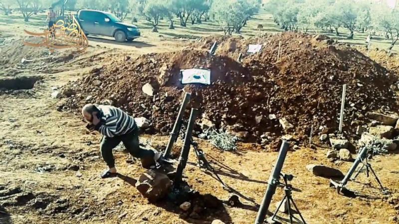 Столкновения между боевиками в Даръе