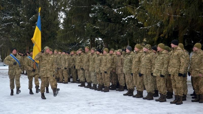 Силы Украины довольно многочисленны.