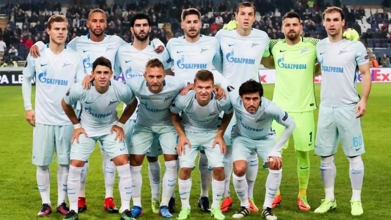 «Зенит» победил «Андерлехт», но вылетел из Лиги Европы