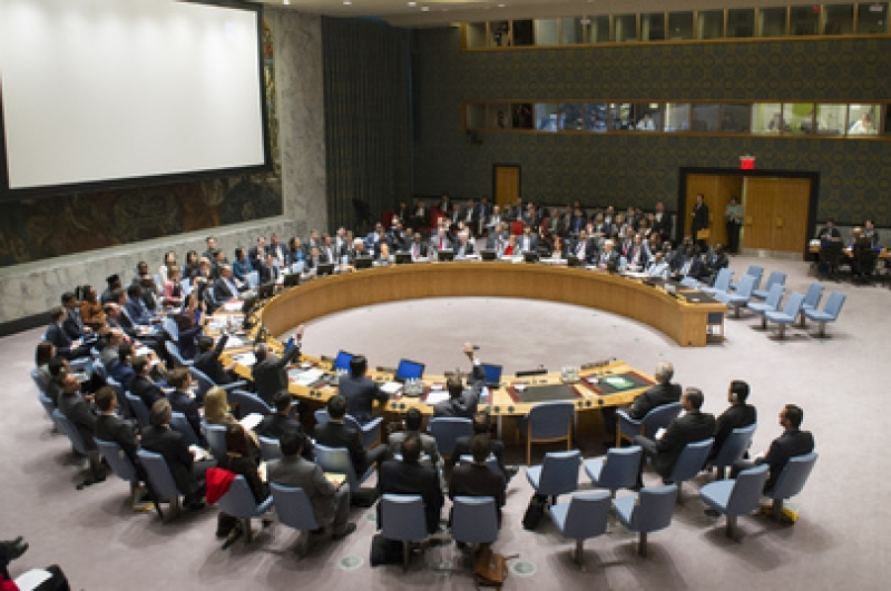 Россия предупредила, что наложит вето на резолюцию СБ ООН по химоружию в Сирии