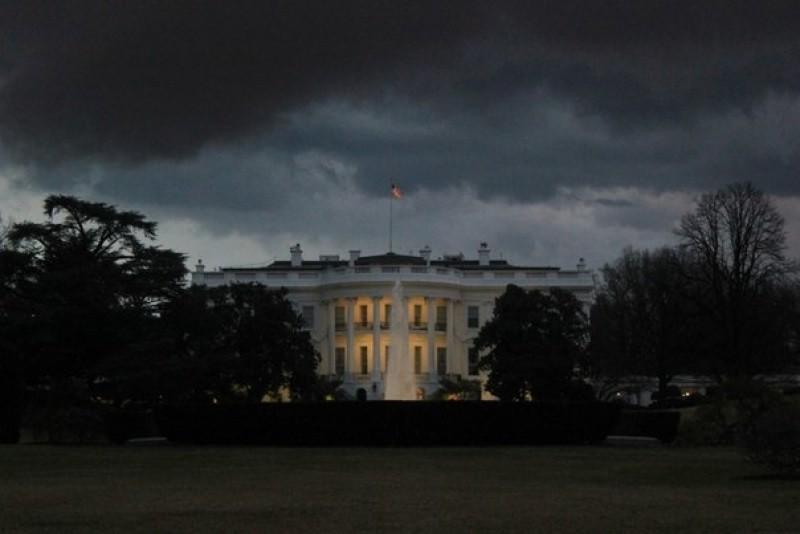 Представителей ведущих СМИ США не пустили на брифинг Белого дома — CNN