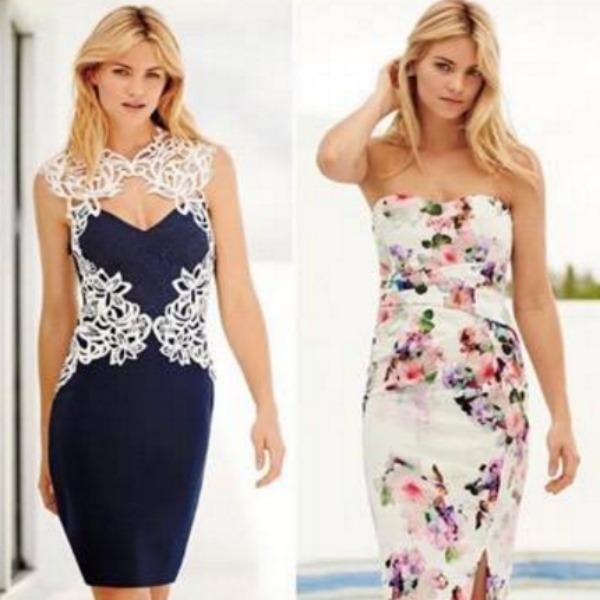 Костенко показала платье и назвала его бренд в своем микроблоге