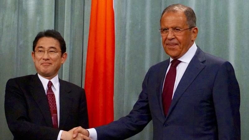 Глава МИД Японии Кисида назвал Лаврова сильным дипломатом