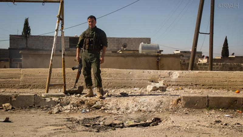 Сирия: Минобороны прокомментировало слухи о новой базе ВС РФ около Африна