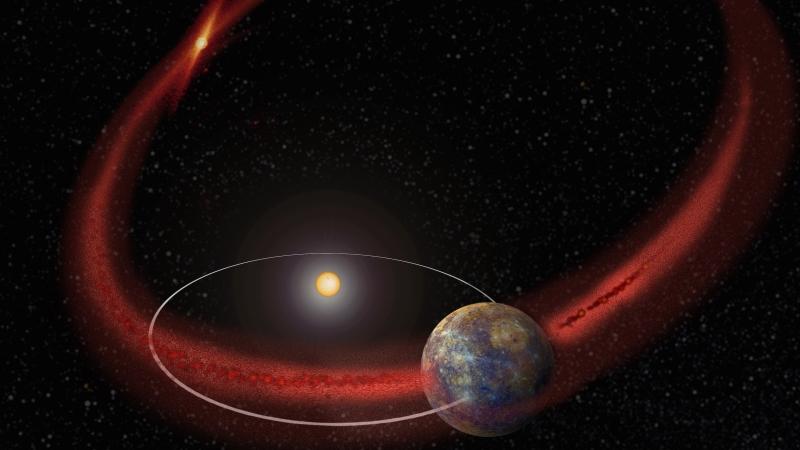 Астрономов удивил усыхающий Меркурий