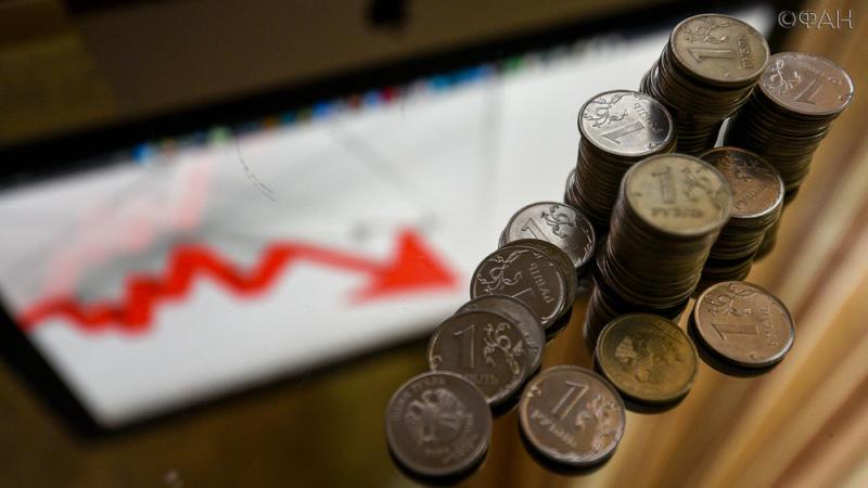Реальные располагаемые доходы россиян в феврале снизились на 4,1%