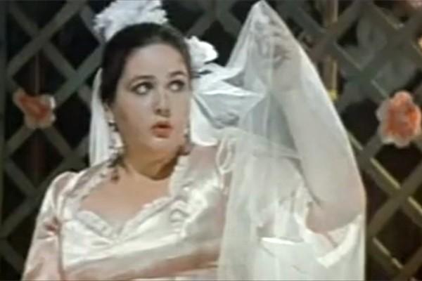 Татьяна Новицкая в картине «Кот в мешке» (1978)