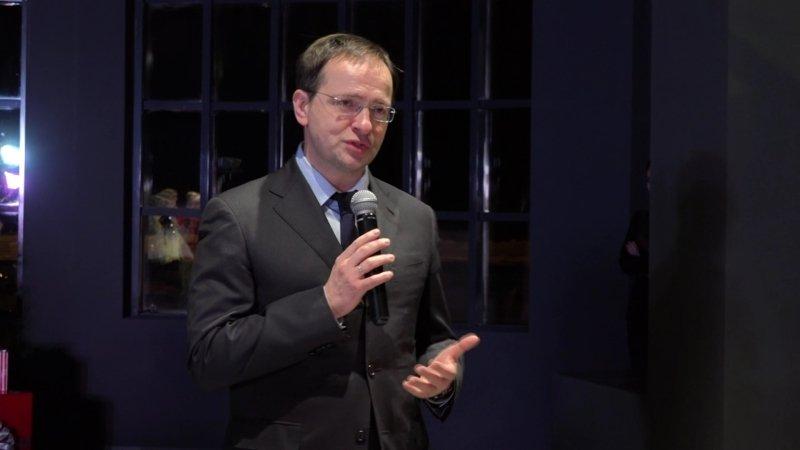 Мединский призвал организовать за границей показ отечественных фильмов о войне