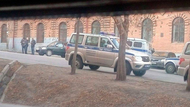 ИГ взяло ответственность за нападение на приемную УФСБ в Хабаровске