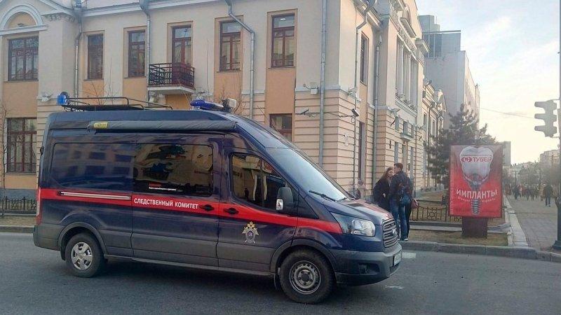 СК не подтвердил связь напавшего на УФСБ в Хабаровске с террористическими организациями