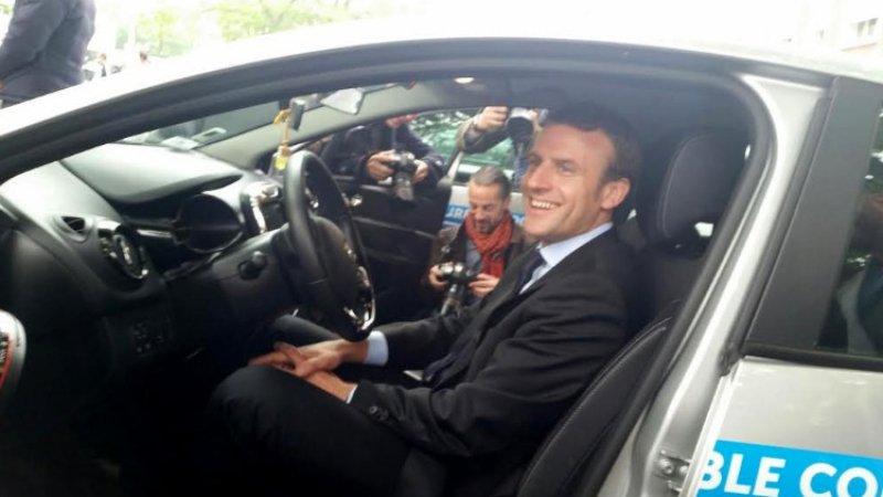 Макрон обошел Ле Пен на президентских выборах во Франции
