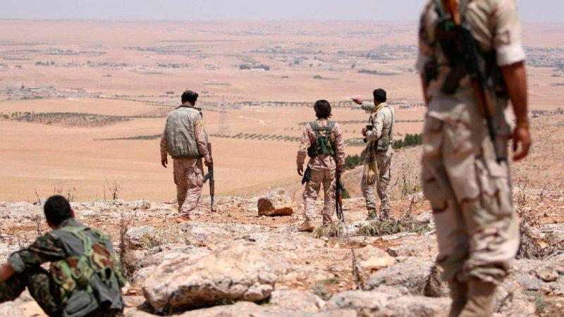 Сирия: курды уничтожили более 300 террористов в ходе штурма Ракки