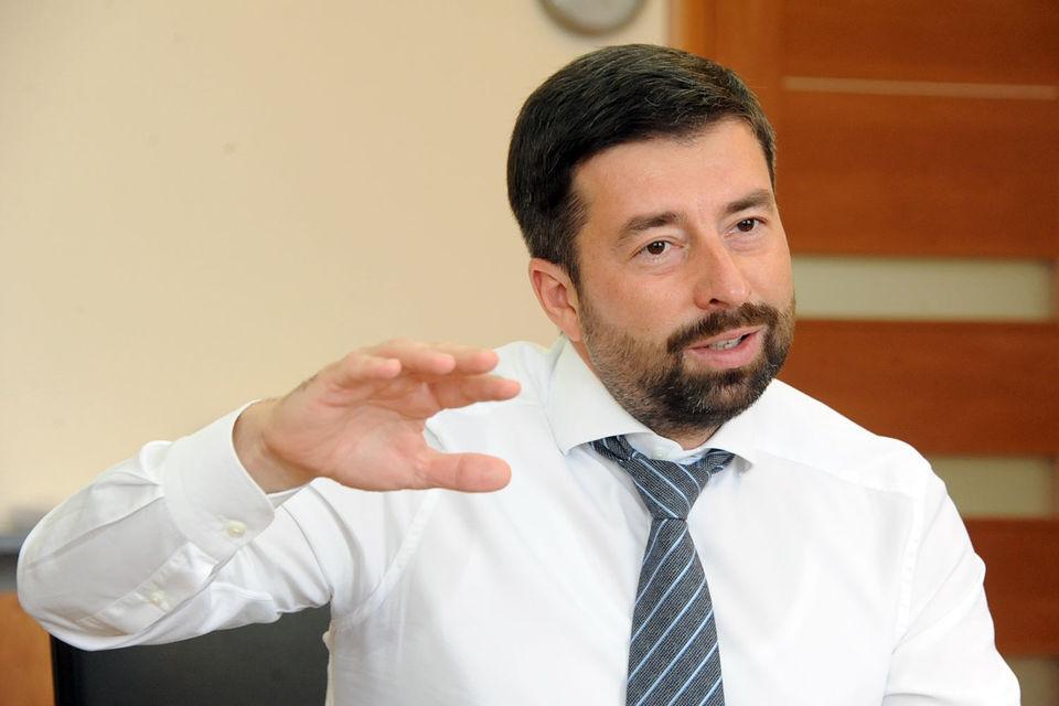 Генеральный директор АСВ Юрий Исаев