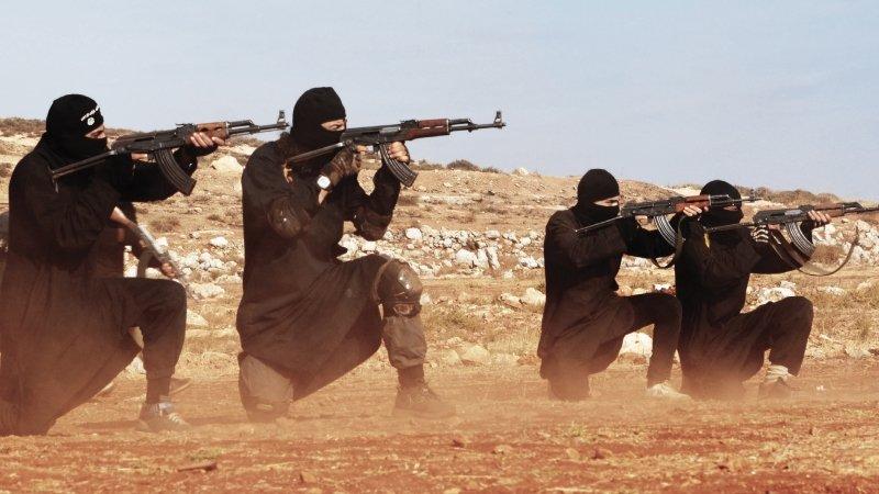 ИГИЛ: В боях у иорданской границы убиты 25 сирийских солдат