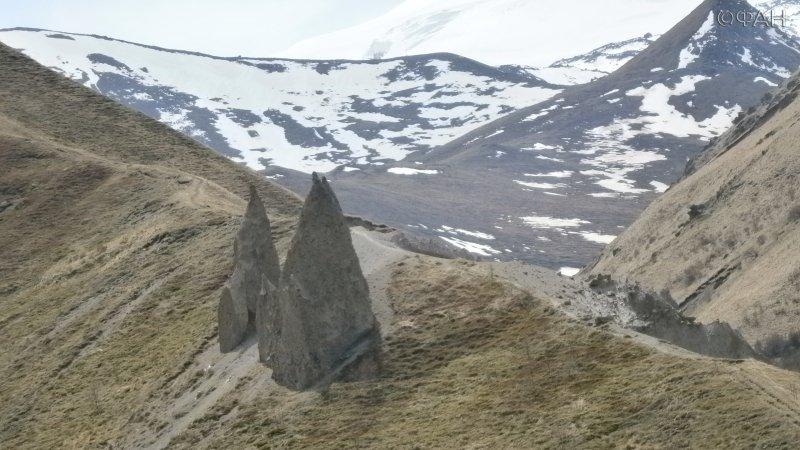 Турист впал в кому после падения с Эльбруса