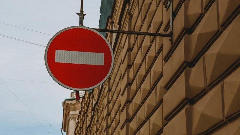 Движение в центре Петербурга 22 июля ограничат из-за съемок фильма