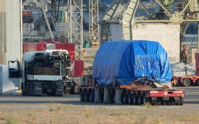 Турбины Сименс в Крыму